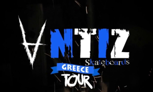 Antiz skateboards greece trip