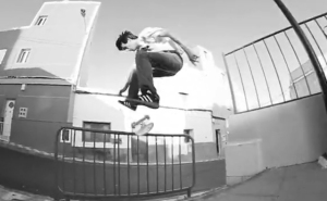 David Lougedo for Feel skateboarding