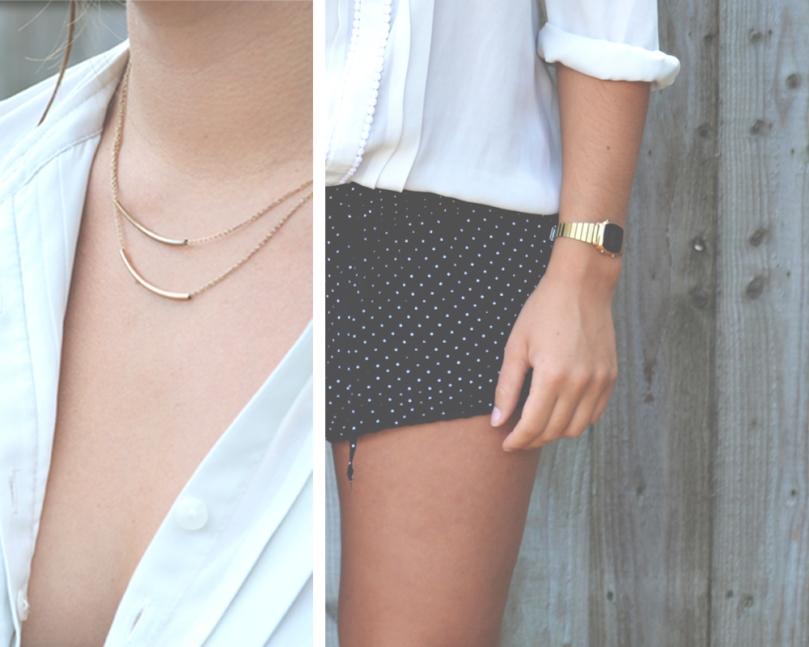 gold casio watch, surf style, topshop accessories