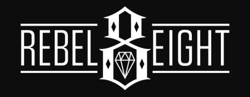 Rebel8 - Header