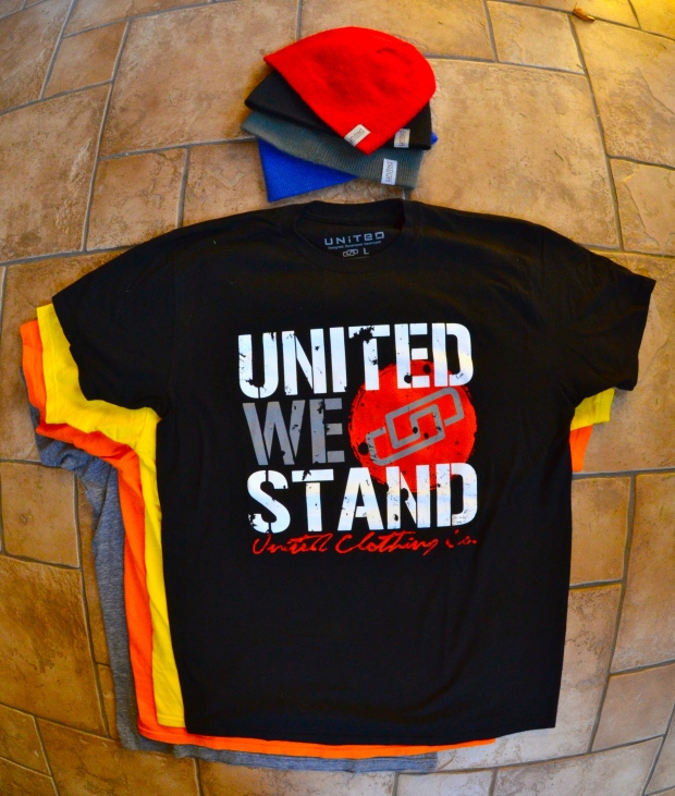 UNited Riders Tee and Beanie