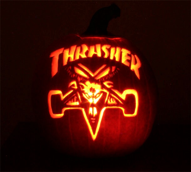 Thrasher Pumpkin